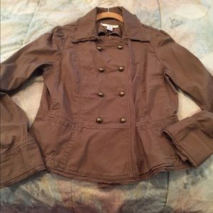 Military Jacket -LOFT